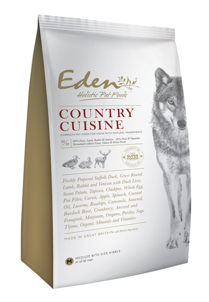 Eden Country Cuisine Dog Food